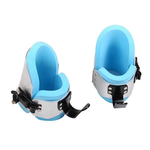 L204A Aluminum gravity boots