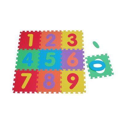 NUMBER MAT- C116301
