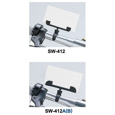 Around Handlebar SW-412(A/B) Handlebar Price-card Holder