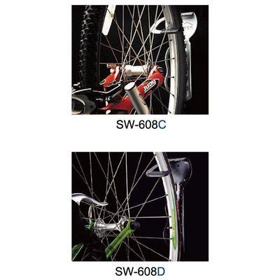 Around Handlebar SW-608C(D) Wall-mount Bicycle Hanger