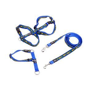 Pet Collar Leash Harness: Pet Collar Leash