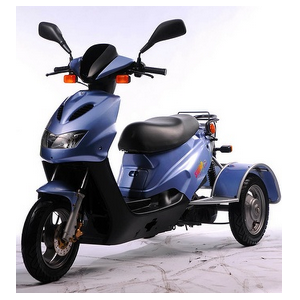 High Power 3,900W three wheel electric scooter