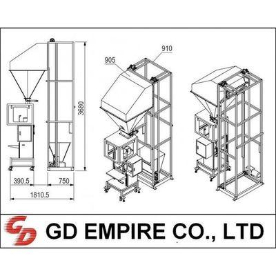 Auto Grain Packing Machine