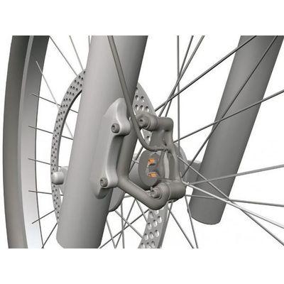 bearings in disc brakes