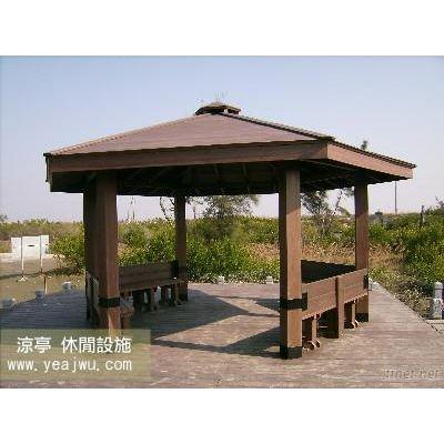 Garden Pavilion Materials