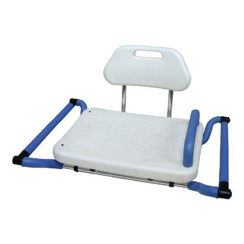 HB7A21 Bariatric Alum. Bathtub Seat