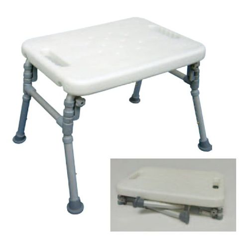 HS9B01S Foldable Shower Bench