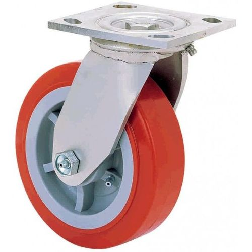#SS30 STAINLESS STEEL MEDIUM/HEAVY TOTALOCK CASTERS