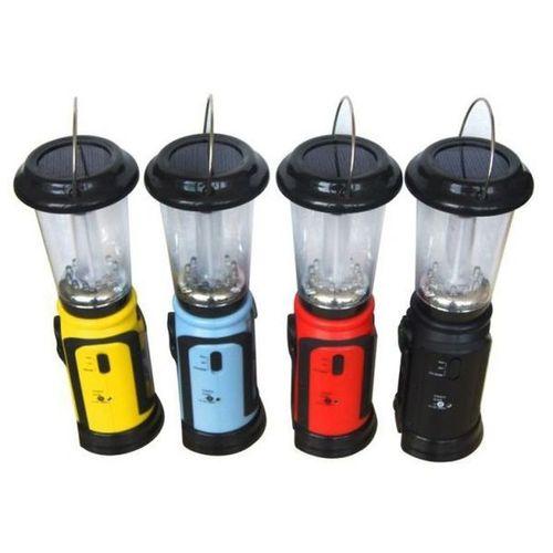 Solar Dynamo camping lantern