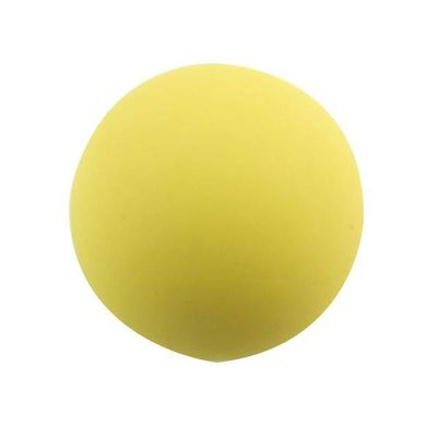 Durable Soft Tennis Ball for Training with Very Thin Rubber Wall, Used for Seniors