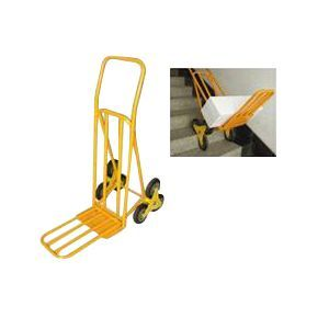 Climbing Stairs Trolleys - yellow