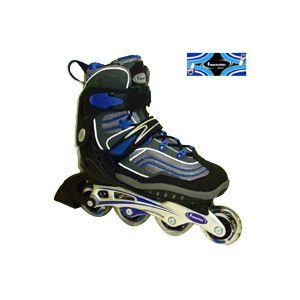 Infinity Series Semi-Soft Boot Aluminium Inline Skates