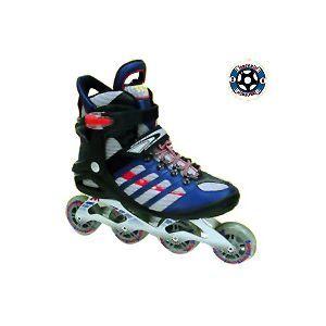 Ocelot Series - Special Semi-Soft Boot Aluminium Inline Skates