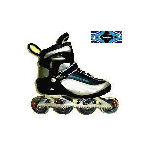 Ocelot Special Semi-Soft Boot CNC Aluminium Inline Skates