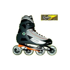 SpeedRunner 2004 Series Semi-Soft Boot Aluminium Inline Skates