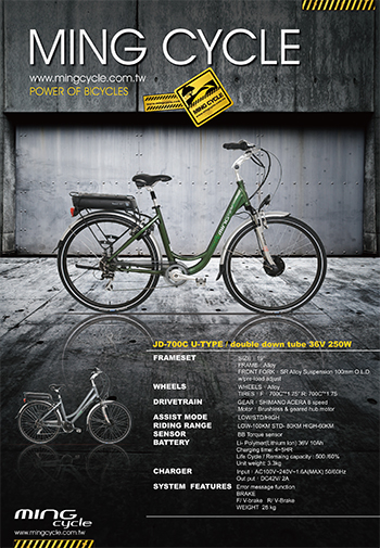 Ming Cycle Ind. Co., Ltd.