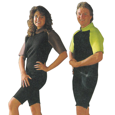 Wet Suit-shorty With Short Sleeves(Style No.7030 or OEM)
