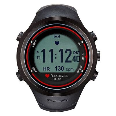 GPS SPORTS WATCH HR-28 /Pedometer/Step counter