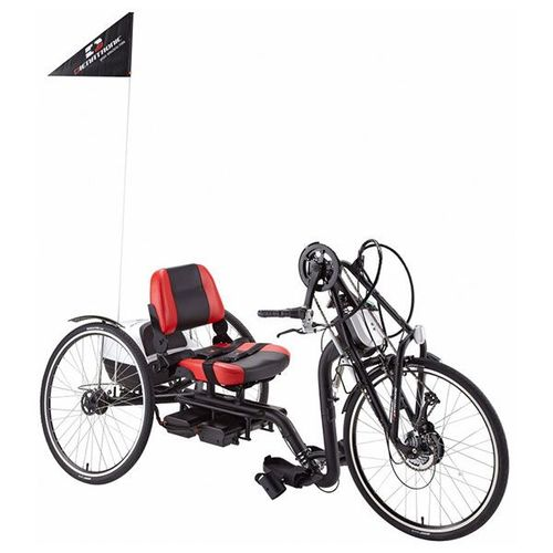 Hand Crank e-Tricycle (e-3C) Joy168+
