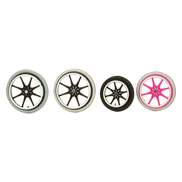 CC-260 unicycle wheel