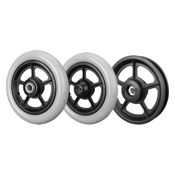 CC-266-2   -   Plastic wheels,Bike wheels