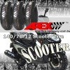 140/70-12 Scooter Tire
