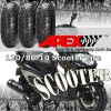 120/80-10 Scooter Tire