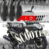 110/90-10 Scooter Tire