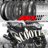 130/70-12 Scooter Tire