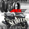 100/90-12 Scooter Tire