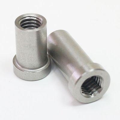 Axle Sleeves With Socket Thread