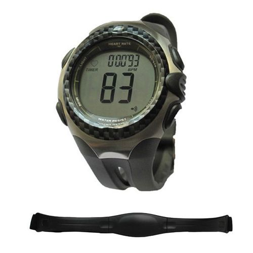 Heart Rate Monitor Watch with belt
