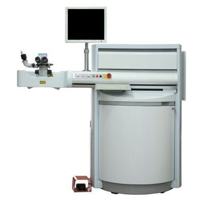 ISO BEAM D200 Excimer Laser