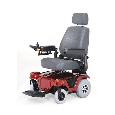 Convertible FWD/RWD Powerbase Wheelchair