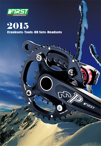First Bicycle Components Co., Ltd.(2015 Catalog)