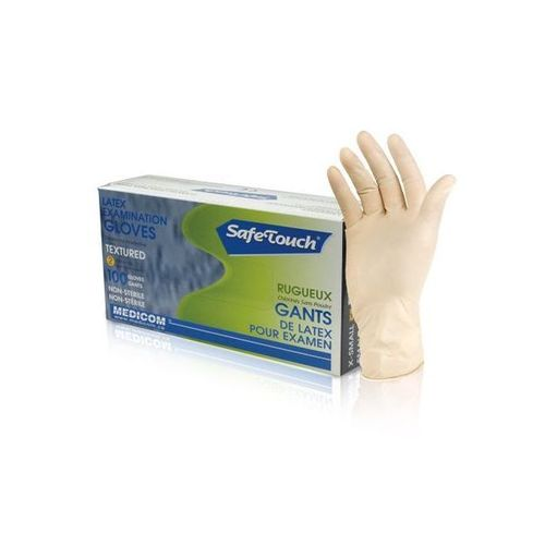 SafeTouch® Latex PowderFree, Textured