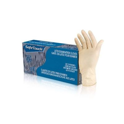 SafeTouch® Latex Powdered, Smooth