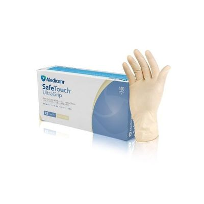 SafeTouch® Nitrile Powder Free, Textured