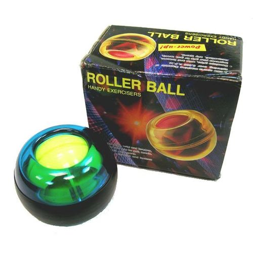 Roller/Spin ball