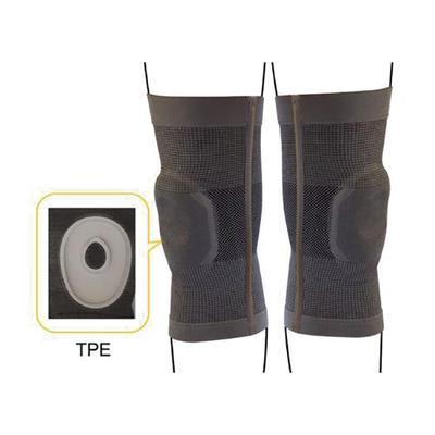Sport/Medical Knee Brace with TPE & Stabilizer