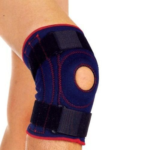 OPEN PATTERA PAD KNEE SUPPORT W/2 SIDES PK - 2061