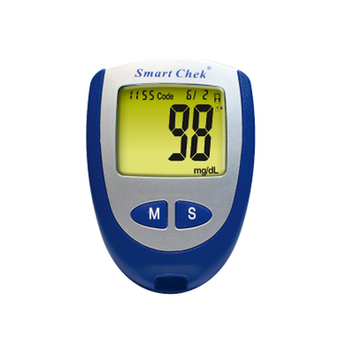 Smart Chek Blood Glucose Monitoring System