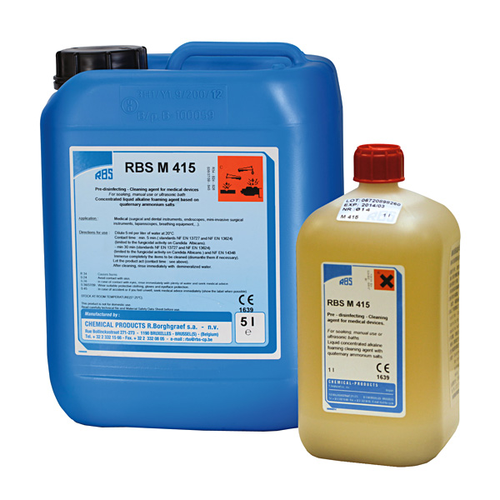 RBS M415 Cleaning And Pre-Disinfecting Agent