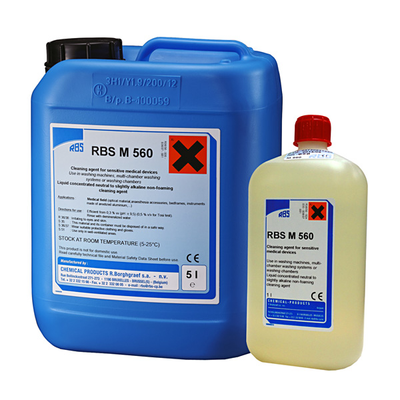 RBS M560 Instruments And Equipment Cleaner