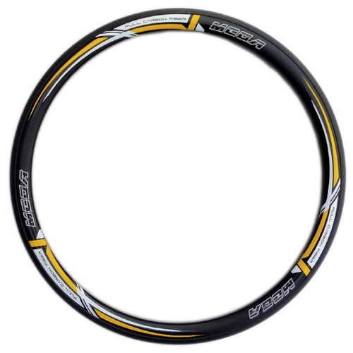 Light Weight 700C Racing rim full carbon MR38TLK/MR50TLK