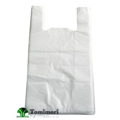 Disposable Plastic Bag, Biodegradable bag, Eco-friendly, Recycle and reuse