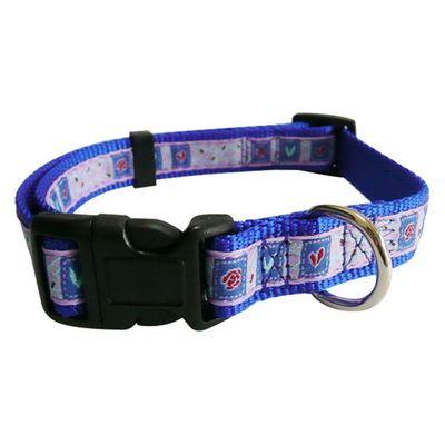 Romance Purple Collar, Adjustable collar, Eye-catching design