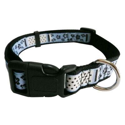 Flower & Polka Dot Collar, Adjustable collar, Eye-catching design