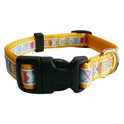 Tribal Pattern Collar, Adjustable collar, Eye-catching design