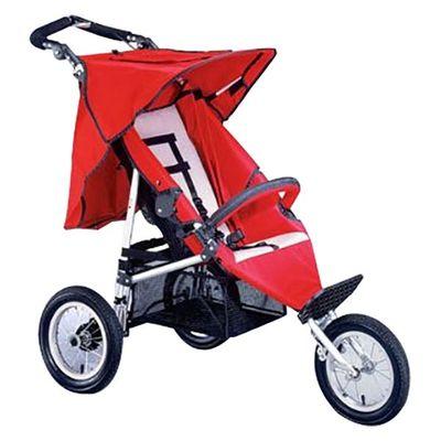 Steel frame baby stroller  0012BL